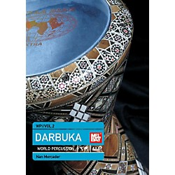 Mel Bay World Percussion DVD Volume 2 - Darbuka (DVA002)