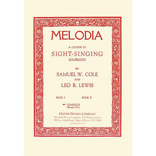 Carl Fischer Melodia Book II-thumbnail
