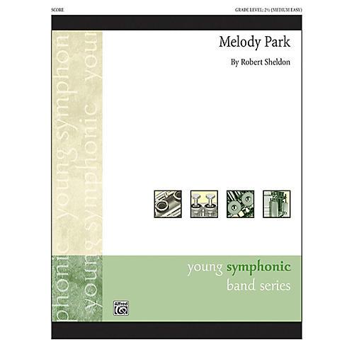 Alfred Melody Park Concert Band Grade 2.5 Set-thumbnail