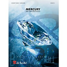 De Haske Music Mercury Concert Band Level 4 Composed by Jan Van der Roost