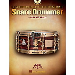 Meredith Music Concert Solos For The Intermediate Snare Drummer Book/CD (317141)