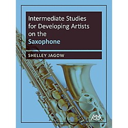 Meredith Music Intermediate Studies For Developing Artists On The Saxophone (123418)