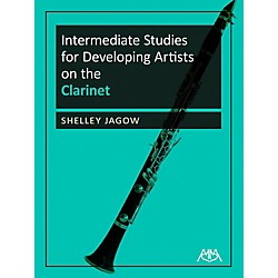 Meredith Music Intermediate Studies for Developing Artists on the Clarinet (127032)