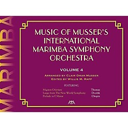 Meredith Music Music Of Musser'S International Marimba Symphony Orchestra Vol. 4 (109472)