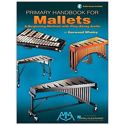 Meredith Music Primary Handbook For Mallets Book/CD (317126)