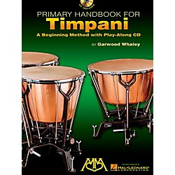 Meredith Music Primary Handbook For Timpani Book/CD (317130)