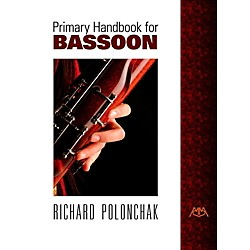 Meredith Music Primary Handbook for Bassoon (317031)