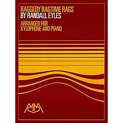 Meredith Music Raggedy Ragtime Rags for Xylophone And Piano (317033)