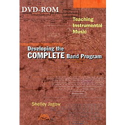 Meredith Music Teaching Instrumental Music - Developing The Complete Band Program DVD (317177)