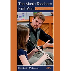 Meredith Music The Music Teacher's First Year - Tales of Challenge, Joy and Triumph (317210)