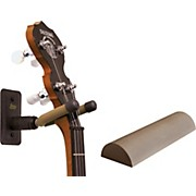 String Swing Metal Banjo Wall Hanger w/ Wall Bumper