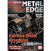 Mel Bay Metal Edge: Extreme Metal Arpeggios