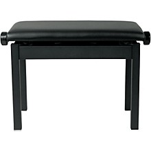 Musician's Gear Metal Frame Bench, Double Seat