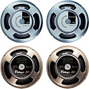 Celestion Metal/Hard Rock 4x12 Speaker Set
