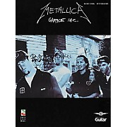Hal Leonard Metallica Garage Inc. Guitar Tab Book
