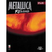 Hal Leonard Metallica Reload Guitar Tab Songbook