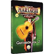 Mel Bay Metodo De Mariachi Guitarron DVD, Volume 2 - Spanish Only