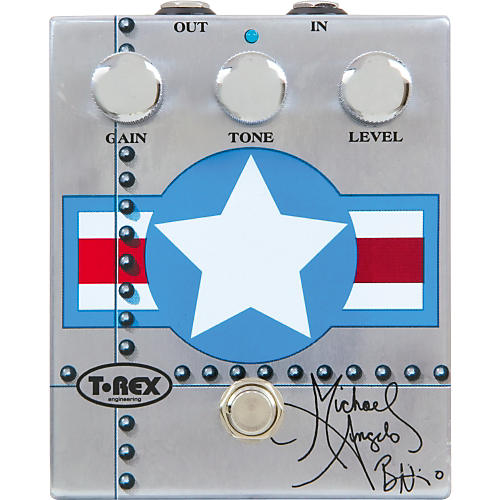 T-Rex Engineering Michael Angelo Batio Overdrive Guitar Pedal-thumbnail