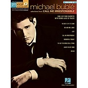 Hal Leonard Michael Bubl - Call Me Irresponsible Pro Vocal Series Men's Edition Volume 61 (Book/CD)