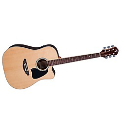 Michael Kelly Series 10 Folk Acoustic Guitar (MKD10SCE)