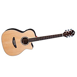 Michael Kelly Series 10 Folk Cutaway Acoustic-Electric Guitar (MKF10SCE)