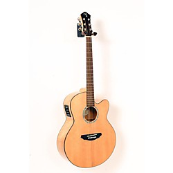 Michael Kelly Series 60 Jumbo Solid Top Cutaway Acoustic-Electric Guitar (USED005009 MKJ60SCE)