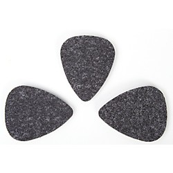 Mick's Picks Composite Felt Pick 3-Pack (UKE-1)