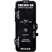 Mooer Micro DI Box Guitar Effects Pedal