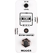 Mooer Micro Looper Effects Pedal