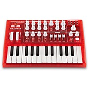 Arturia MicroBrute Analog Synthesizer RED Edition