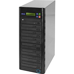 Microboards QD-DVD-127 1-to-7 CD and DVD Duplicator (QD DVD-127)