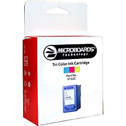 Microboards Tri-Color Ink Cartridge (V102C)