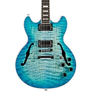 Gibson Midtown Deluxe Hollowbody Electric Ocean Water