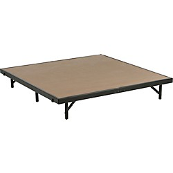 Midwest Folding Products 4' x 4' Single Height Platform Riser (4408H)