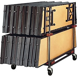 Midwest Folding Products Caddy for Standing Choral Risers (REC-470616)