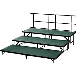 Midwest Folding Products Seated Choral Riser Straight Section (C363C)