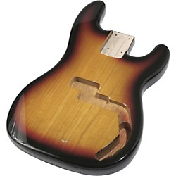 Mighty Mite MM2702 P-Bass Replacement Body - Burst Finish (MM27022TS)