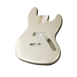 Mighty Mite MM2703SPRKL Jazz Bass Replacement Body - Sparkle Finish (MM2703SSPRKL)