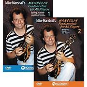 Homespun Mike Marshall's Mandolin Fundamentals for All Players (DVD) 1&2