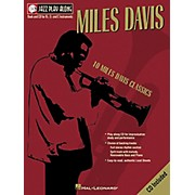 Hal Leonard Miles Davis - Jazz Play Along (Book/CD)