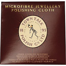 Town Talk Polish Mini Wallet Silver Polishing Cloth