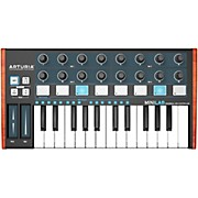 Arturia MiniLab Mini Hybrid Keyboard Controller Black Edition