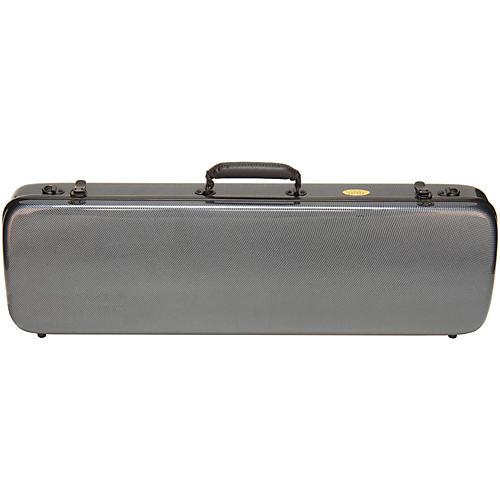 Otto Musica Mirage Series Carbon Hybrid Violin Case-thumbnail