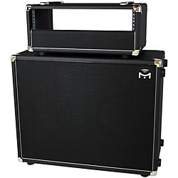 "Mission Engineering Gemini GM-HS 12"" Rack Enclosure with GM2 2x12 220W Cab (GM-HS GM2)"