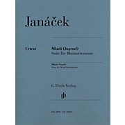 G. Henle Verlag Mládí (Youth) - Suite for Wind Instruments Henle Music Folios Series Softcover  by Leos Janácek