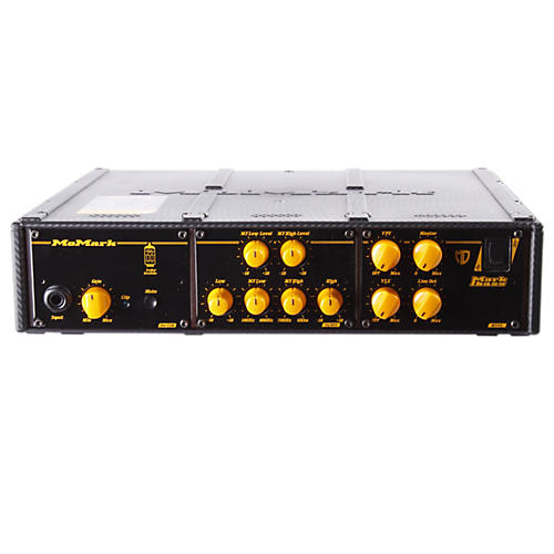 Markbass MoMark Black 800 800W Bass Amp Head-thumbnail