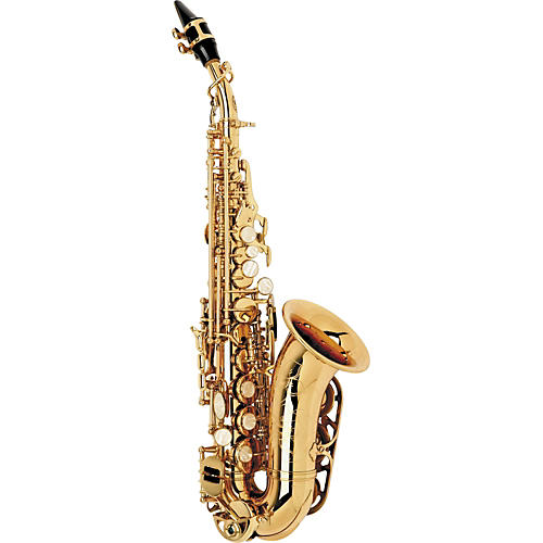 International Woodwind Model 551 Curved Soprano Saxophone-thumbnail