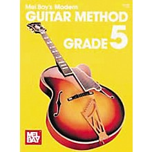 Mel Bay Modern Guitar Method Book Grade 5