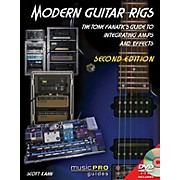 Hal Leonard Modern Guitar Rigs Music Pro Guide Series Softcover with DVD-ROM Written by Scott Kahn