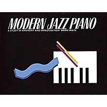 Music Sales Modern Jazz Piano Music Sales America Series Softcover Written by Brian Waite